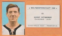 West Germany Horst Szymaniak Tasmania 1900 Berlin 69